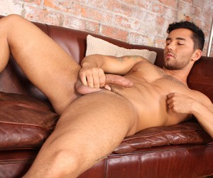 Brazilian Hunk Bruno Strokes It  Bruno Bernal