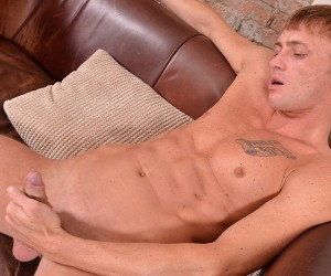 Leo Strokes Out A Hot Load  Leo Damp039cartier
