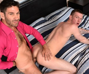 Fit And Hung Hunks Fuck Hard  Craig Daniel And Damien Ryder