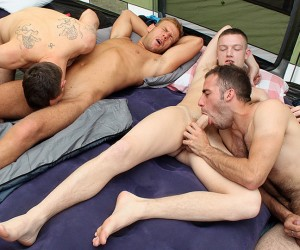 Mating Season Episode 3 Campers Cock Sucking Orgy  Mating Season Episode 3 Campers Cock Sucking Orgy