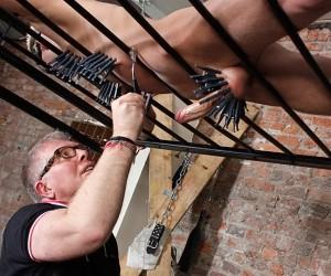 Draining A Slave Boys Cock  Reece Bentley And Sebastian Kane