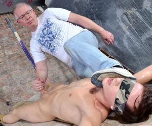 The Master Wants That Cum  Casper Ellis And Sebastian Kane