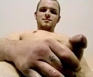 Str8 Scott Nutts A Thick Load  Scott