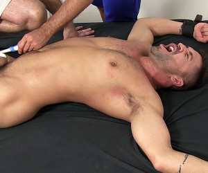 Dominic Pacifico Tickled Naked  Dominic