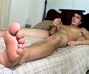 A Bare Foot Cum Rub With Jay  Jay Marx